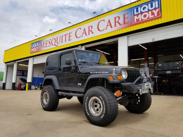 Mesquite Car care - auto repair